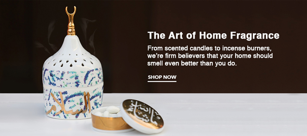 The Art of Home Fragrance