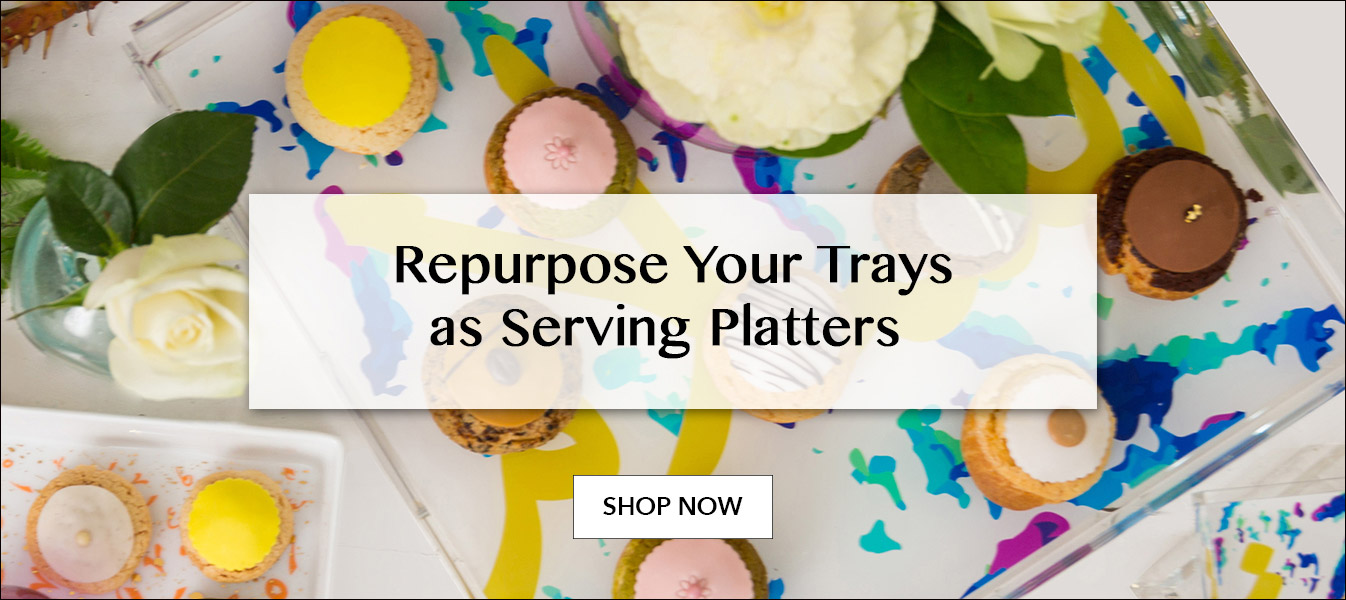 Trays & Coasters | Silsal Design House