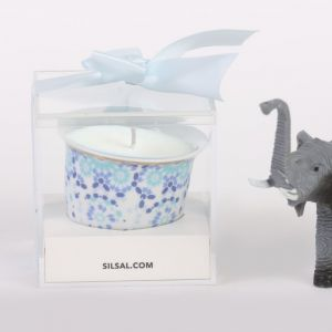 Mirrors Oud Candle With Gift Box (50g)