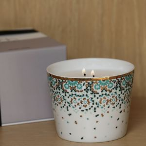 Mirrors Rose Oud Candle (500g) - Emerald