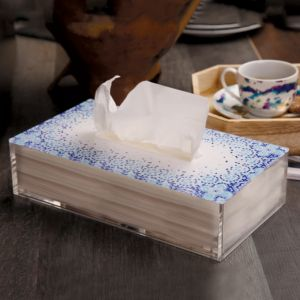 Mirrors Tissue Box