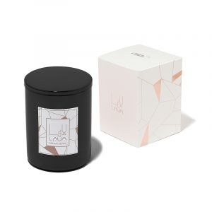 Dreamy Nights Gunmetal Candle