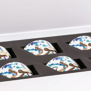 Gift Box of 8 Fairuz Nut Bowls