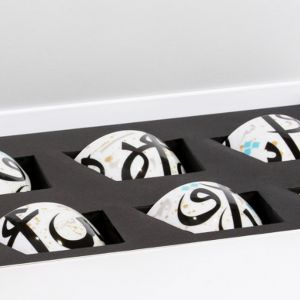 Gift Box of 8 Tarateesh Nut Bowls