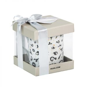 Accents Mug With Gift Box - Black