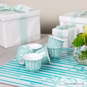 Ghida Tray (L) - Turquoise