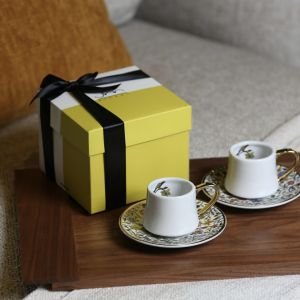 Gift Box Of 2 Majestic Espresso Cups