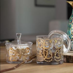 Dolce Vita Decorative Jar (S)
