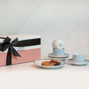 Gift Box of 6 Mirrors Espresso Cups