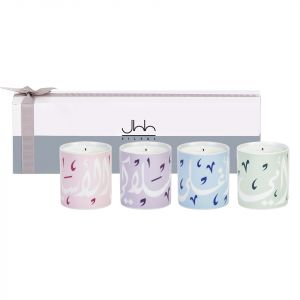 My Mother Set Of Four Candles (150g Each)