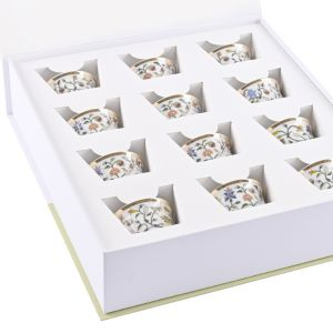 Gift Box Of 12 Majestic Arabic Coffee Cups