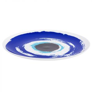 Azure Charm Display Plate