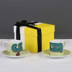 Gift Box Of 2 Hubb Espresso Cups