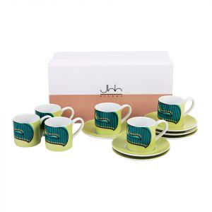 Gift Box Of 6 Hubb Espresso Cups