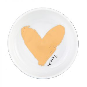 Heart of Gold Catchall Tray
