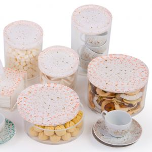 Set of Accents Containers