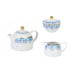 Mirrors Tea Set