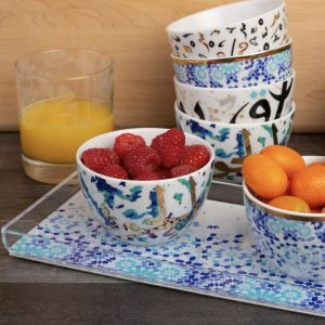 Set Of 2 Fairuz Condiment Bowls